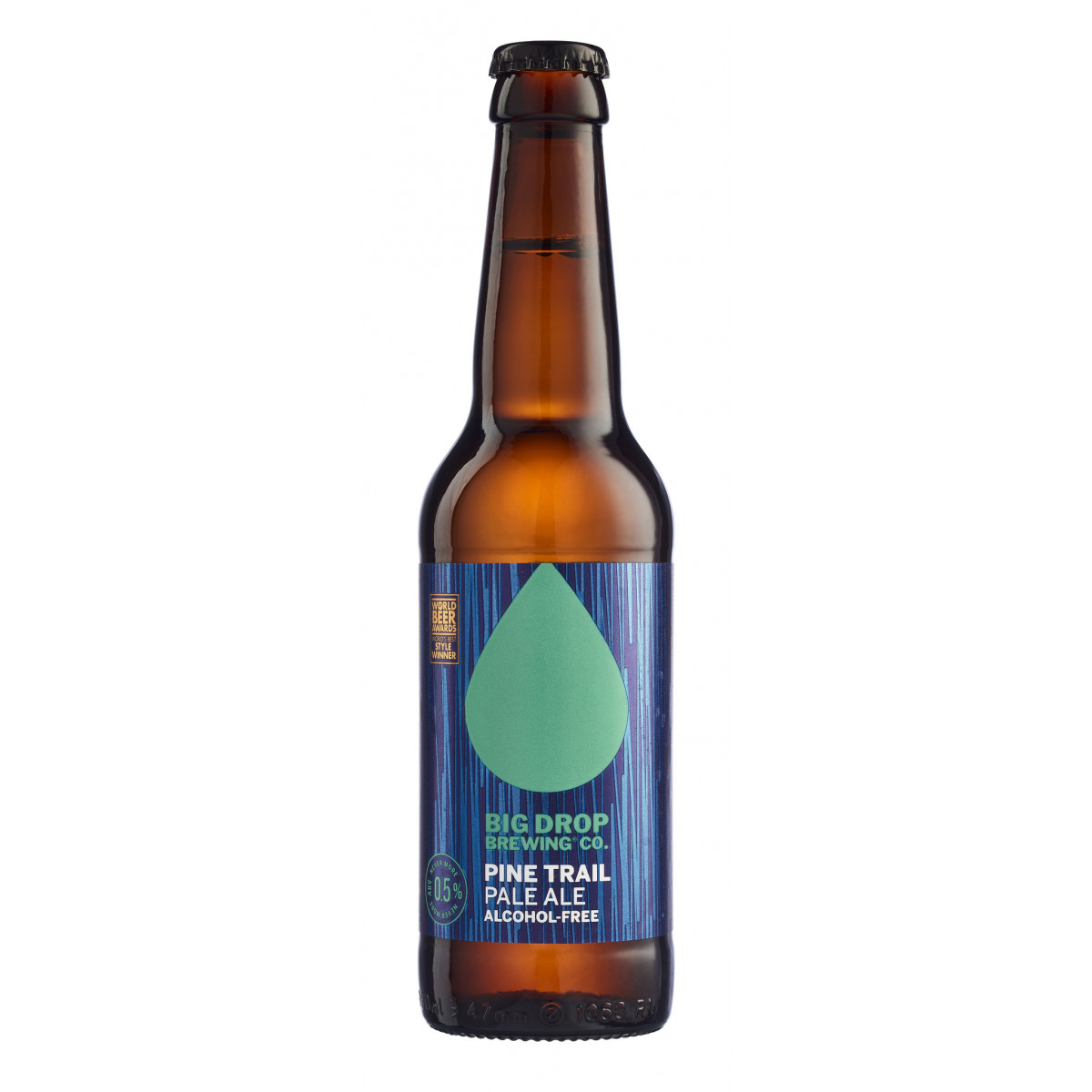 Pine Trail Pale Ale Alcoholvrij 0.5%