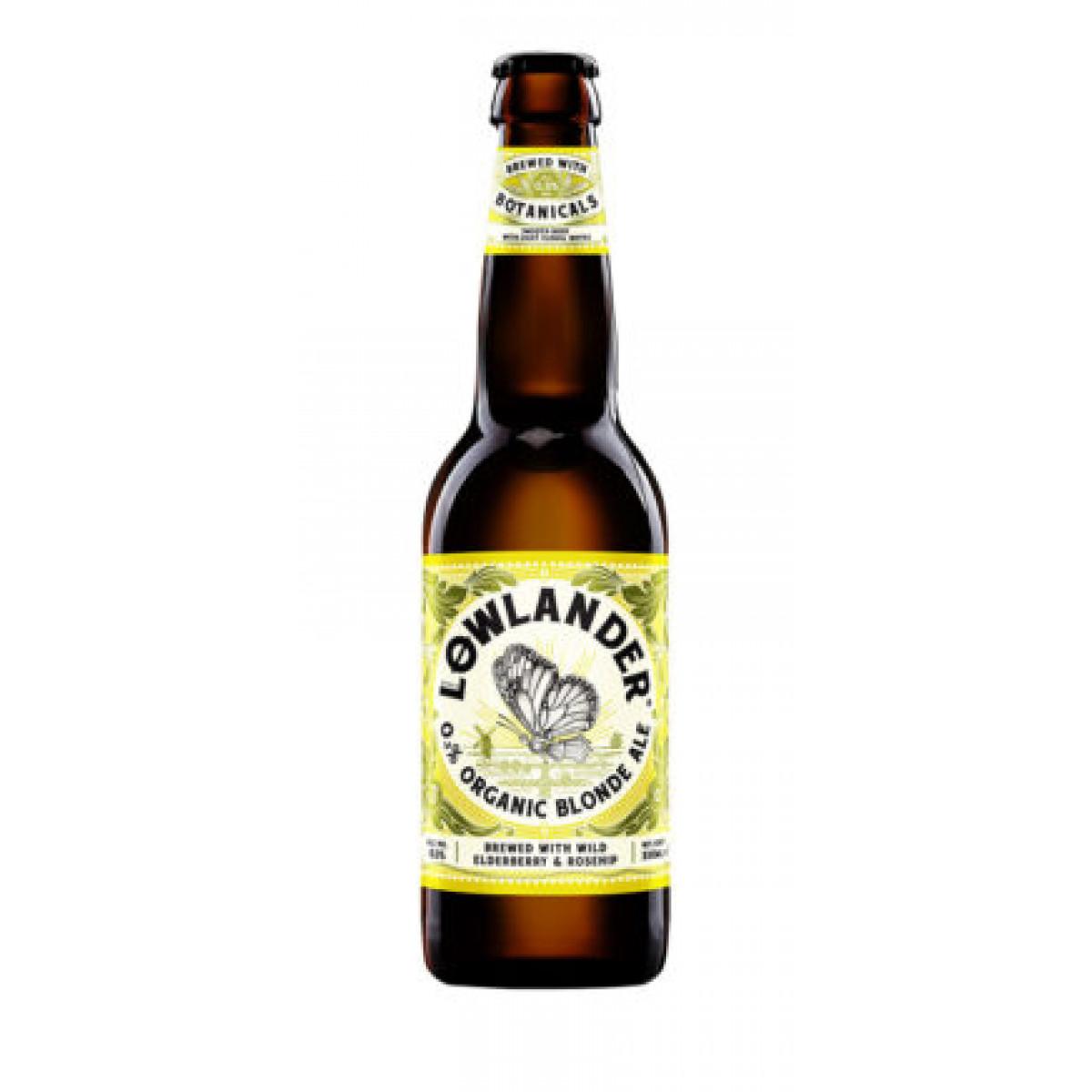 Organic Blonde Ale 0.3%