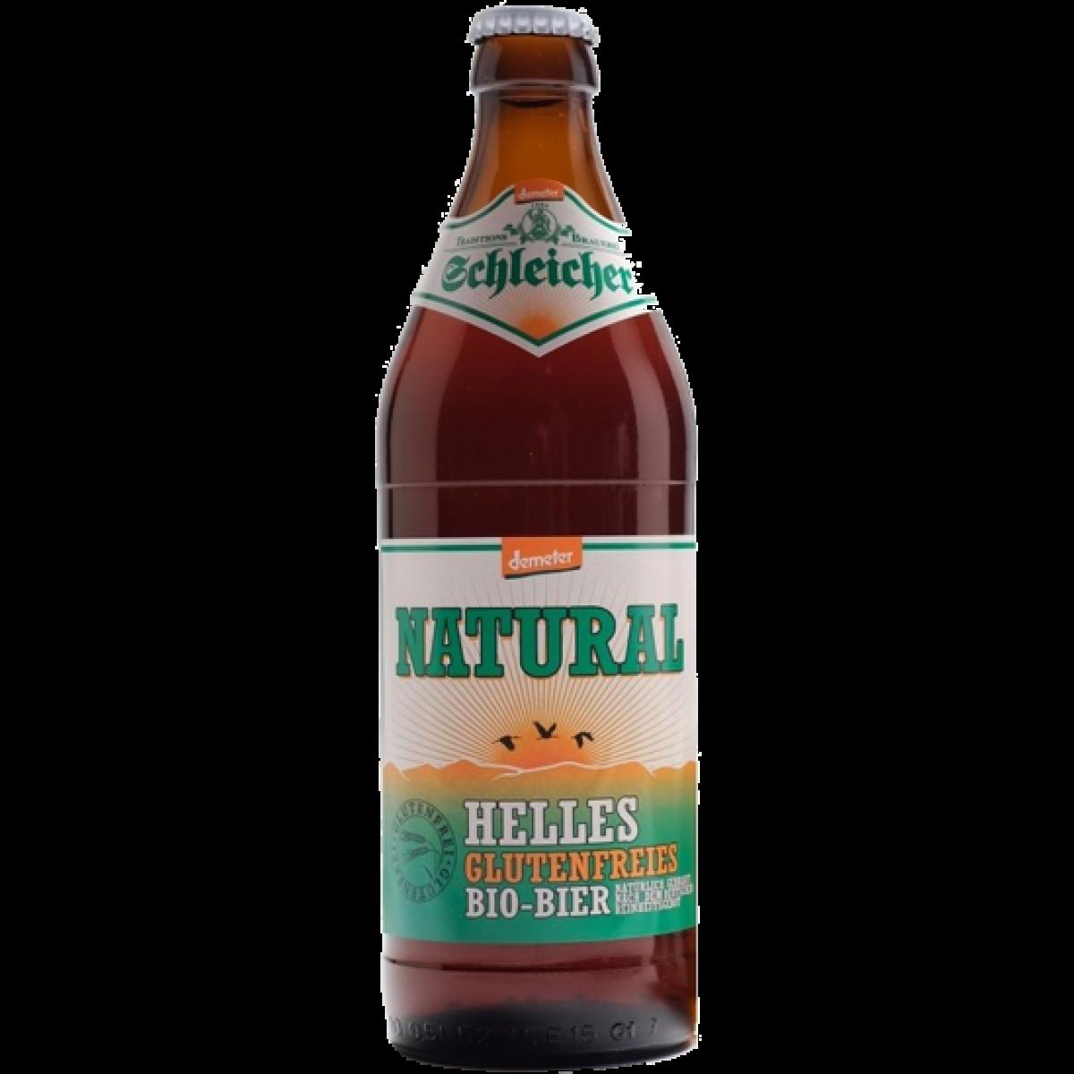 Natural Helles Bier (0.5 Liter)