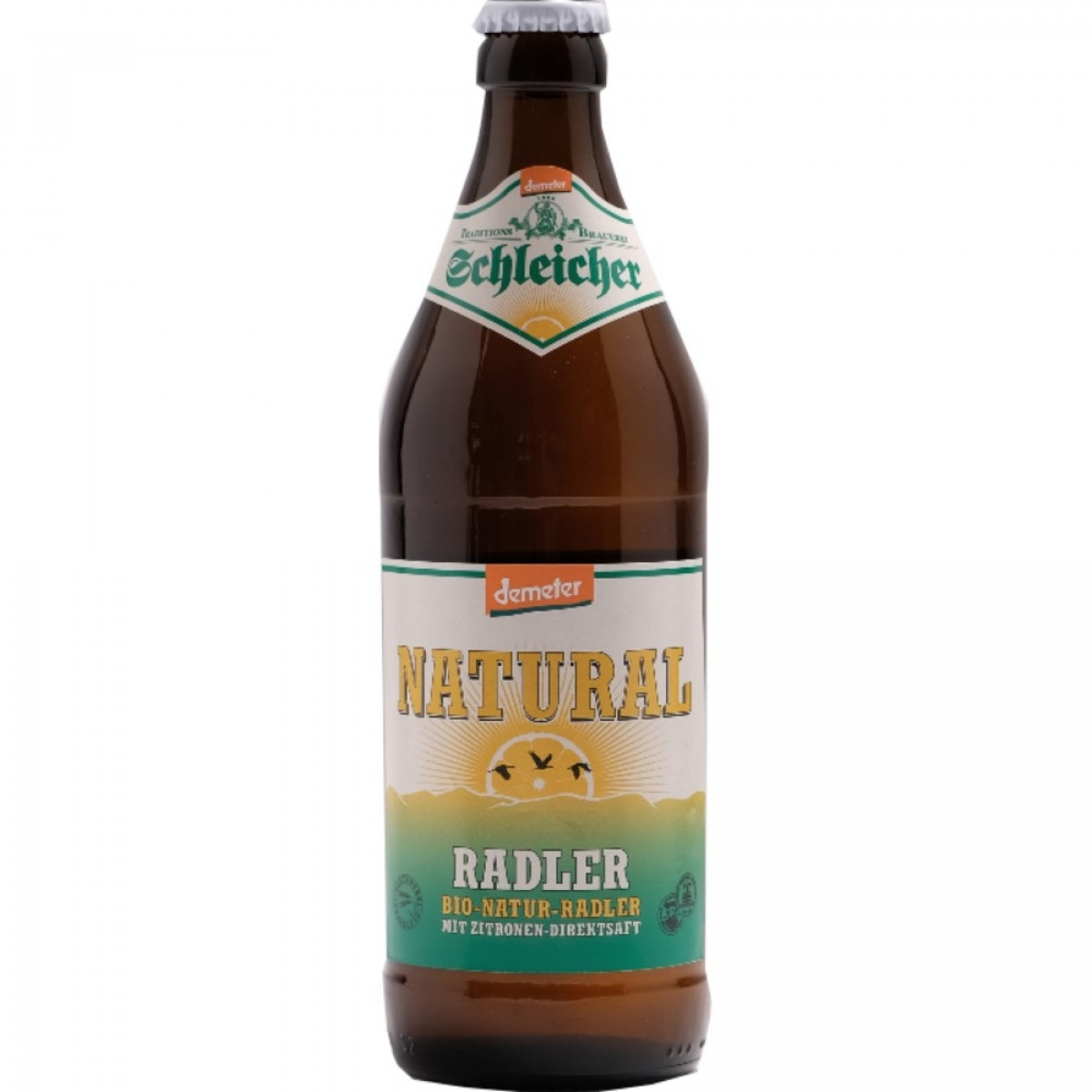 Natural Radler (0.5 Liter)