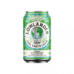 Cool Earth Lager 4.0%