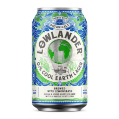 Cool Earth Lager 0.3%