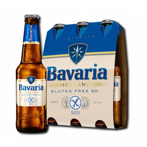 Bavaria Premium Pilsener Glutenvrij 3-Pack van Bavaria