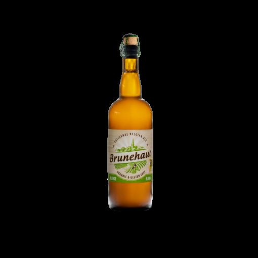 Blond Bier 75cl van Brunehaut