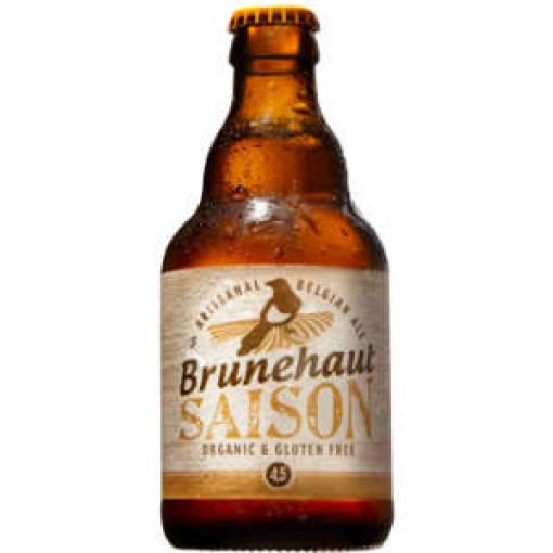 Saison Bier van Brunehaut