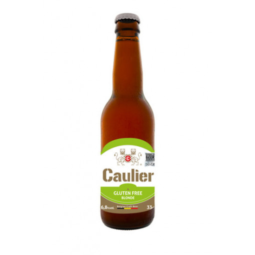 Blonde Gluten Free van Caulier
