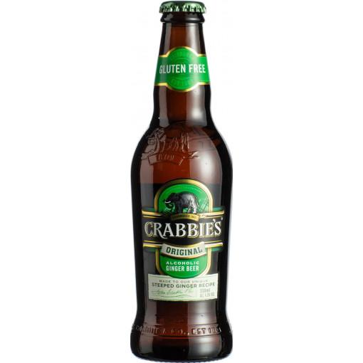 Ginger Beer van Crabby's