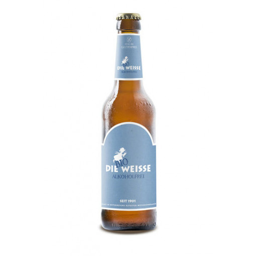 Wit Bier Alcoholvrij van Die Weisse