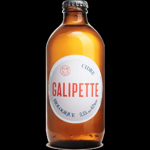 Cider Biologique van Galipette