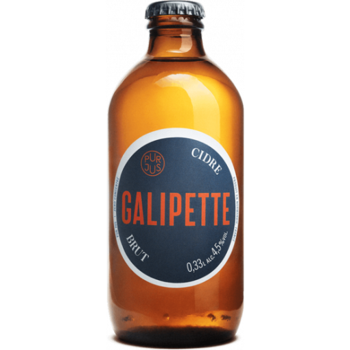 Cider Brut van Galipette