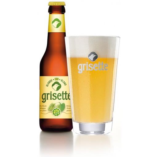 Blond Bier van Grisette