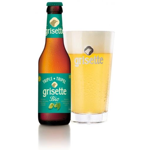 Tripel Bier van Grisette