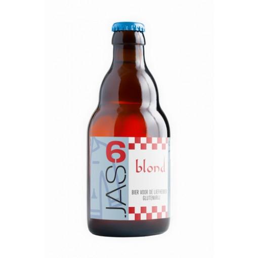 JAS6 Blond van JAS Bieren