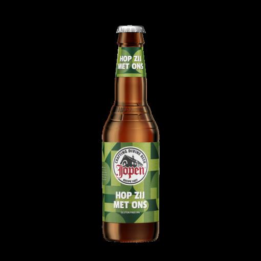 Hop Zij Met Ons IPA Bier van Jopen