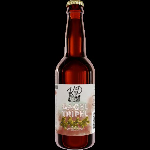 Gagel Tripel van Brouwerij Klein Duimpje