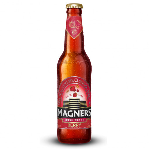 Irish Cider Berry van Magners