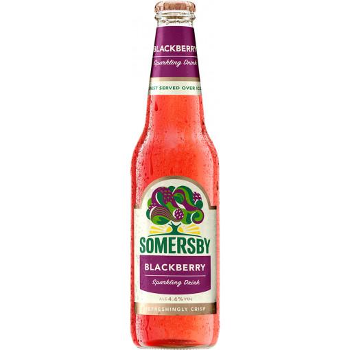 Blackberry Cider van Somersby
