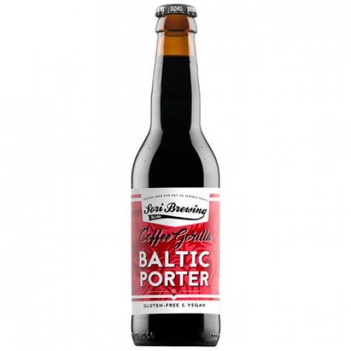 Coffee Gorilla Baltic Porter van Sori