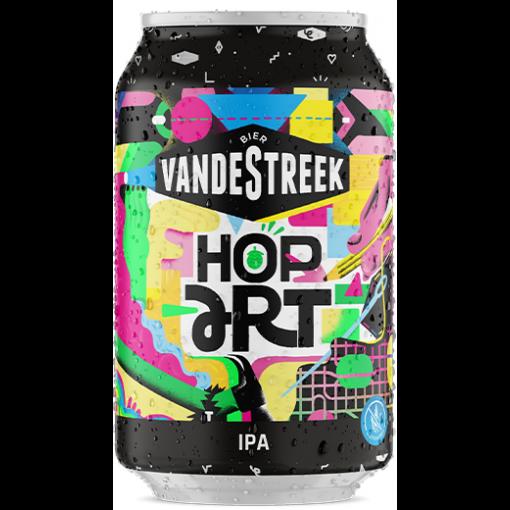 Hop Art IPA van VandeStreek