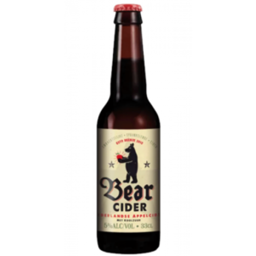 Bear Cider Cider Original