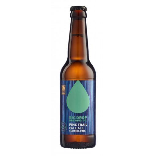 Big Drop Brewing Co. Pine Trail Pale Ale Alcoholvrij 0.5%