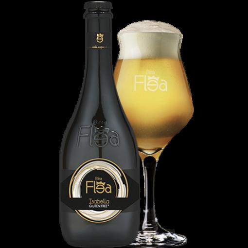 Birra Flea Isabella Blond Bier