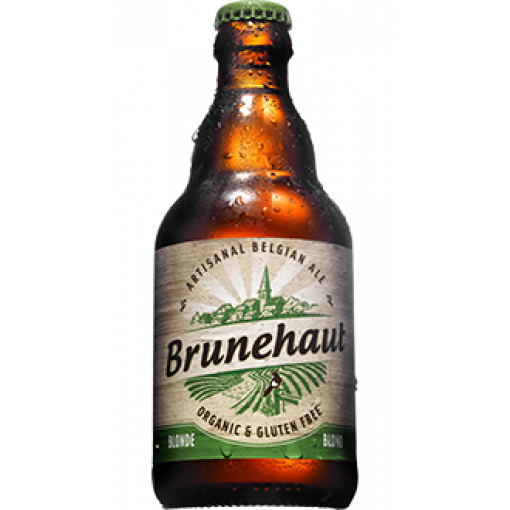 Brunehaut Blond Bier