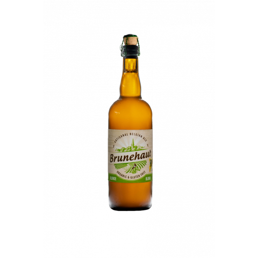 Brunehaut Blond Bier 75cl