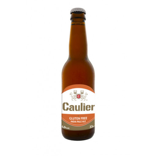 Caulier IPA Gluten Free (T.H.T. 15-02-2021)