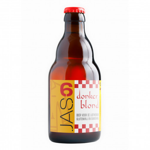 JAS Bieren JAS6 Donker Blond Suikervrij