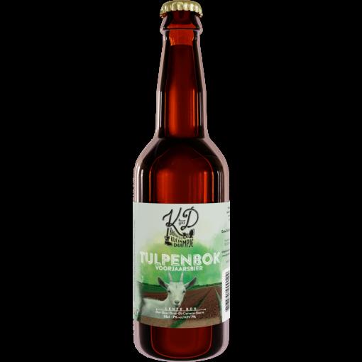 Brouwerij Klein Duimpje Tulpenbok Voorjaarsbier