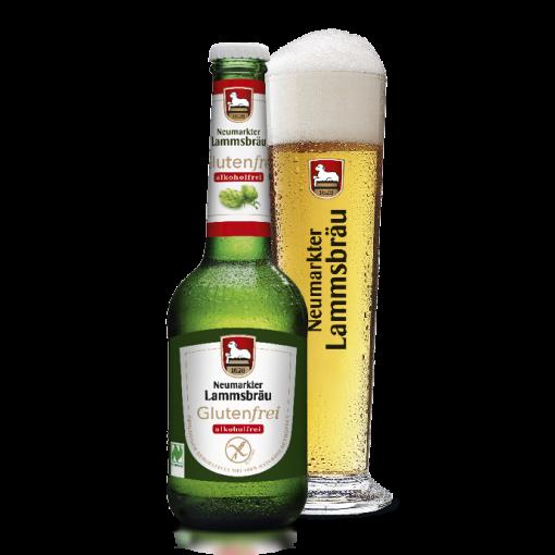 Neumarkter Lammsbräu Bier Alcoholvrij