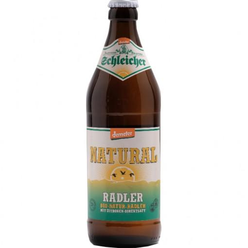 Schleicher Natural Radler (0.5 Liter)