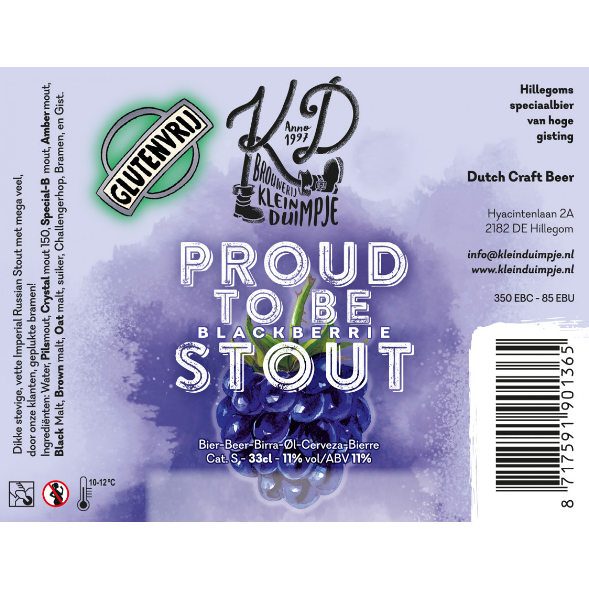 Proud To Be Stout